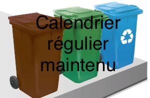 (Français) COLLECTE DES MATIÈRES RÉSIDUELLES