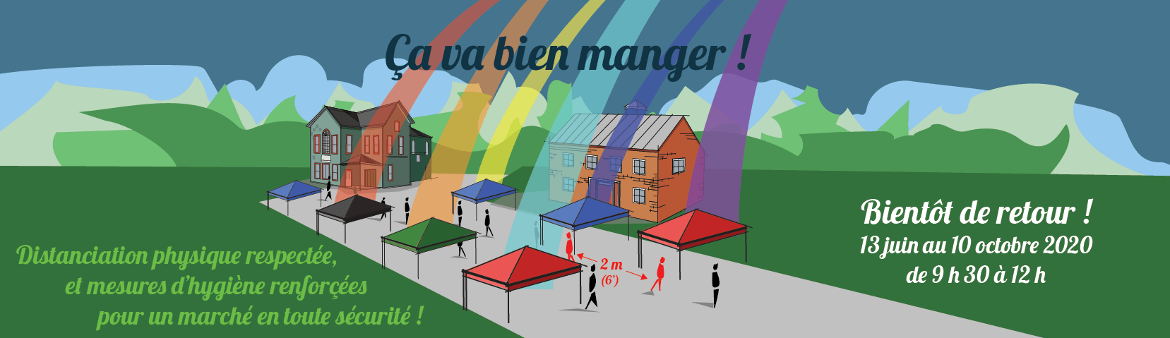 (Français) MARCHÉ FERMIER DE FRELIGHSBURG 2020