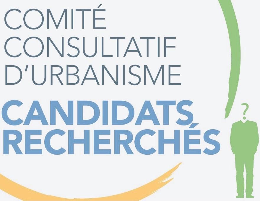 Renouvellement du comité consultatif d'urbanisme