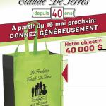 La fondation Claude De Serres